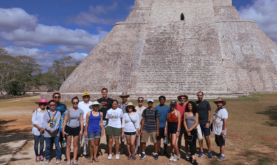 Georgia Tech LBAT Students in Merida, Mexico