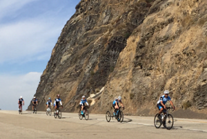 NearShore Team Rides in the Million Dollar Challenge