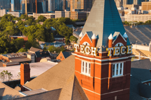 NearShore Opening AI Lab at Georgia Tech